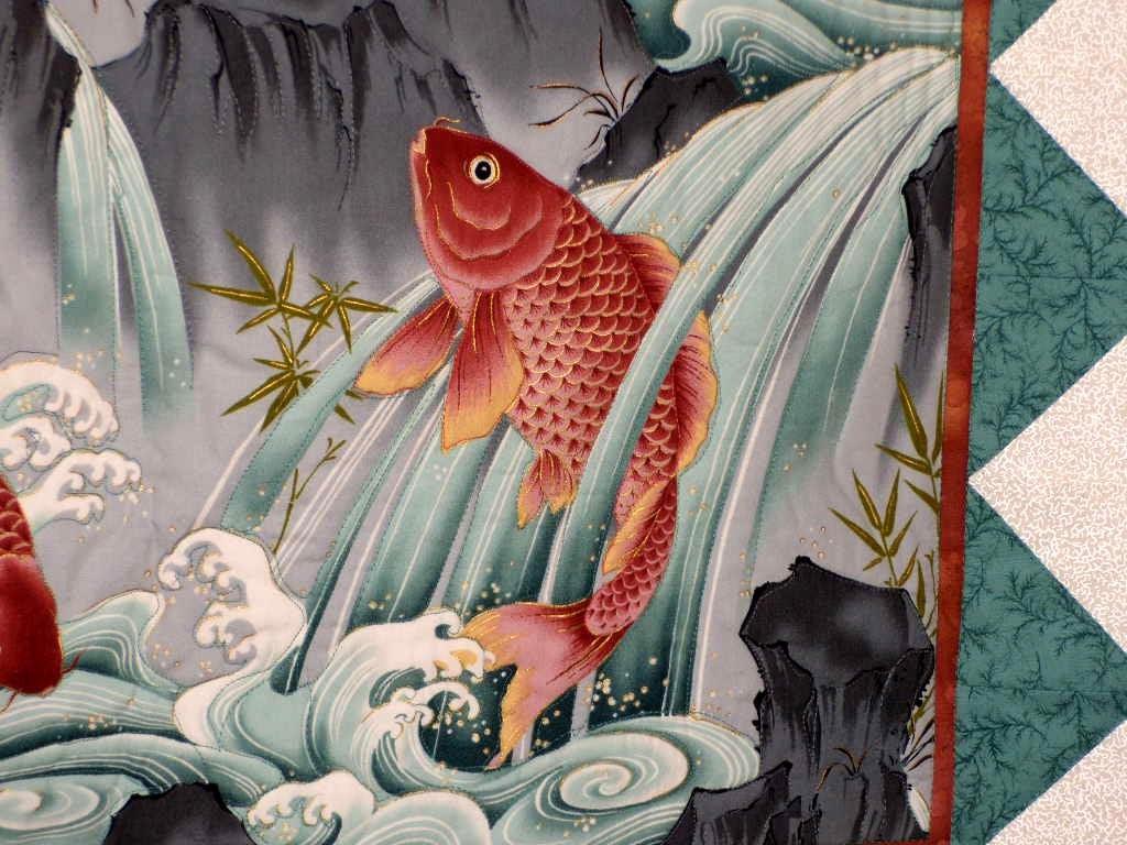 Hình nền cá chép đẹp, hấp dẫn nhẩt