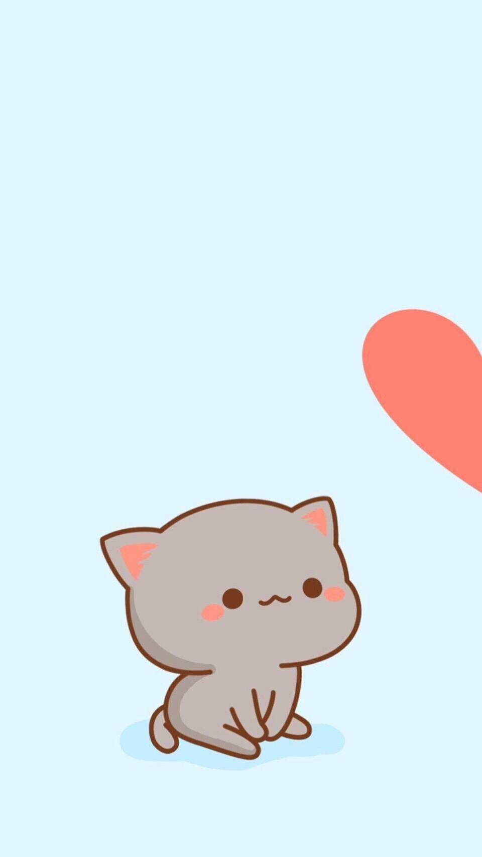 Hình nền con mèo đôi 1