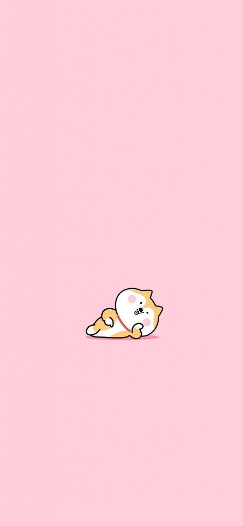 Hình nền điện thoại đôi cute 1