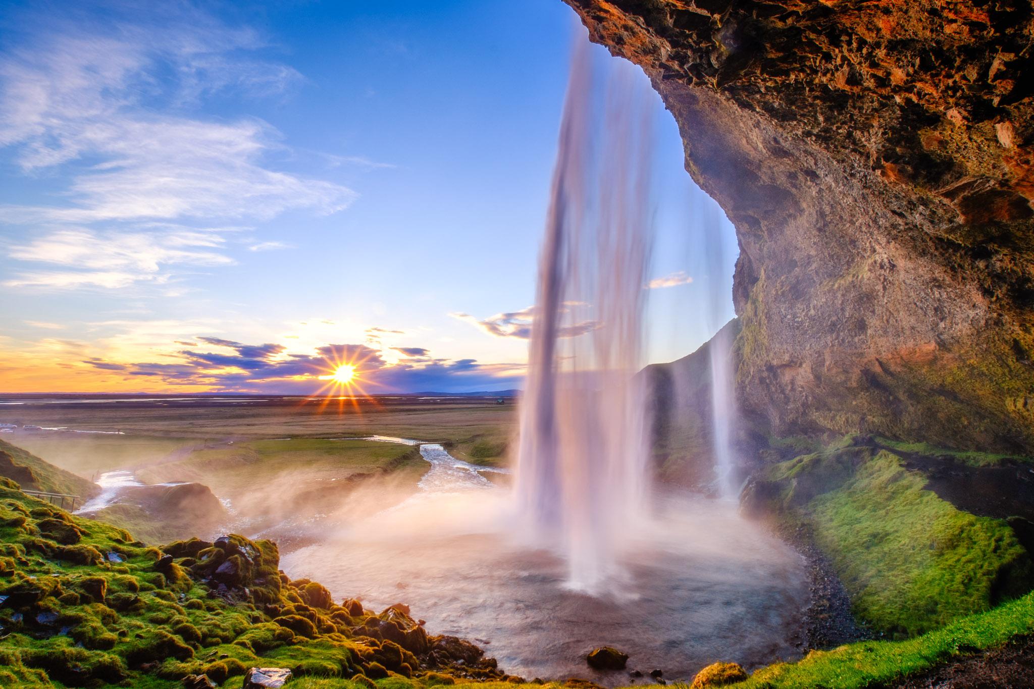 Ảnh thác nước đẹp, hấp dẫn nhất