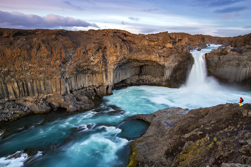 Hình ảnh đẹp về thác nước