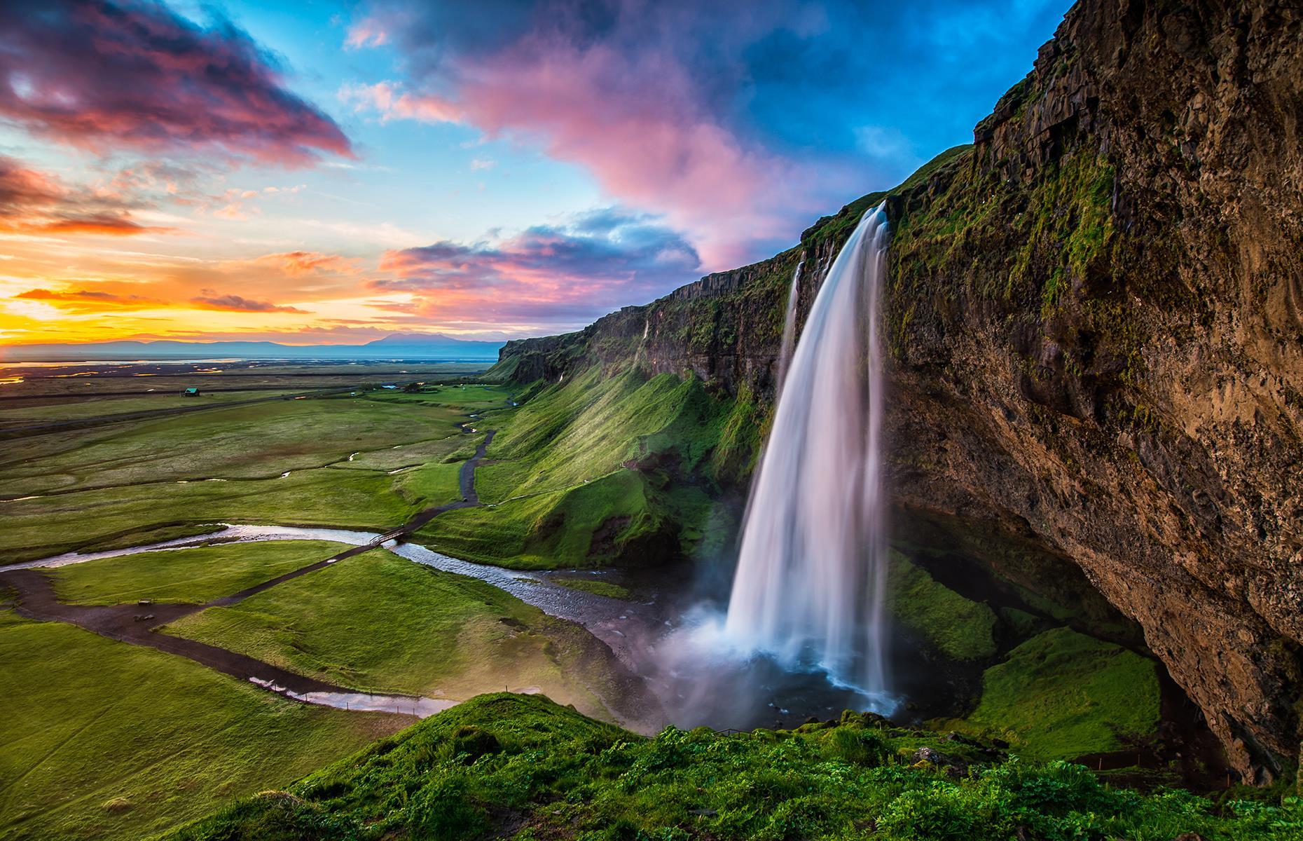 Hình ảnh thác nước đẹp, hấp dẫn nhất