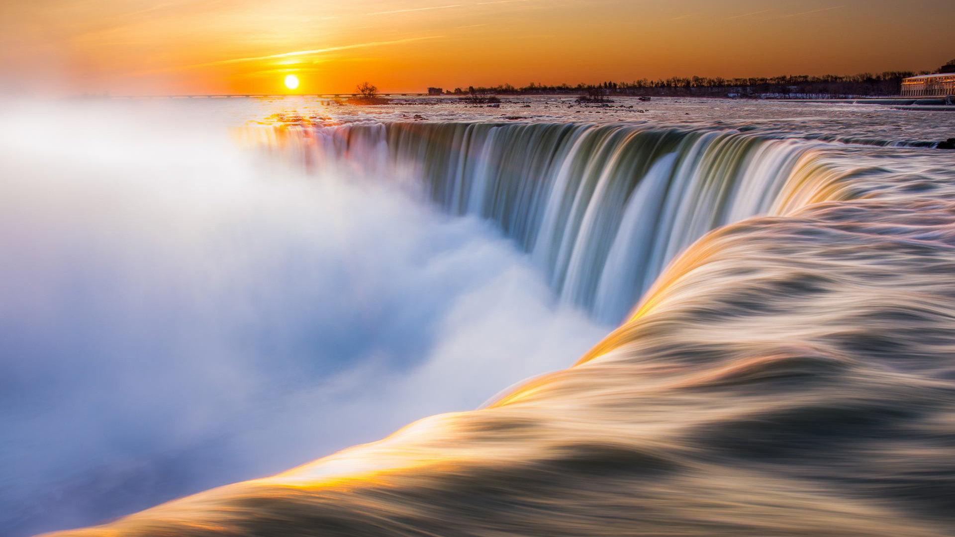 Hình ảnh thác nước đẹp lung linh