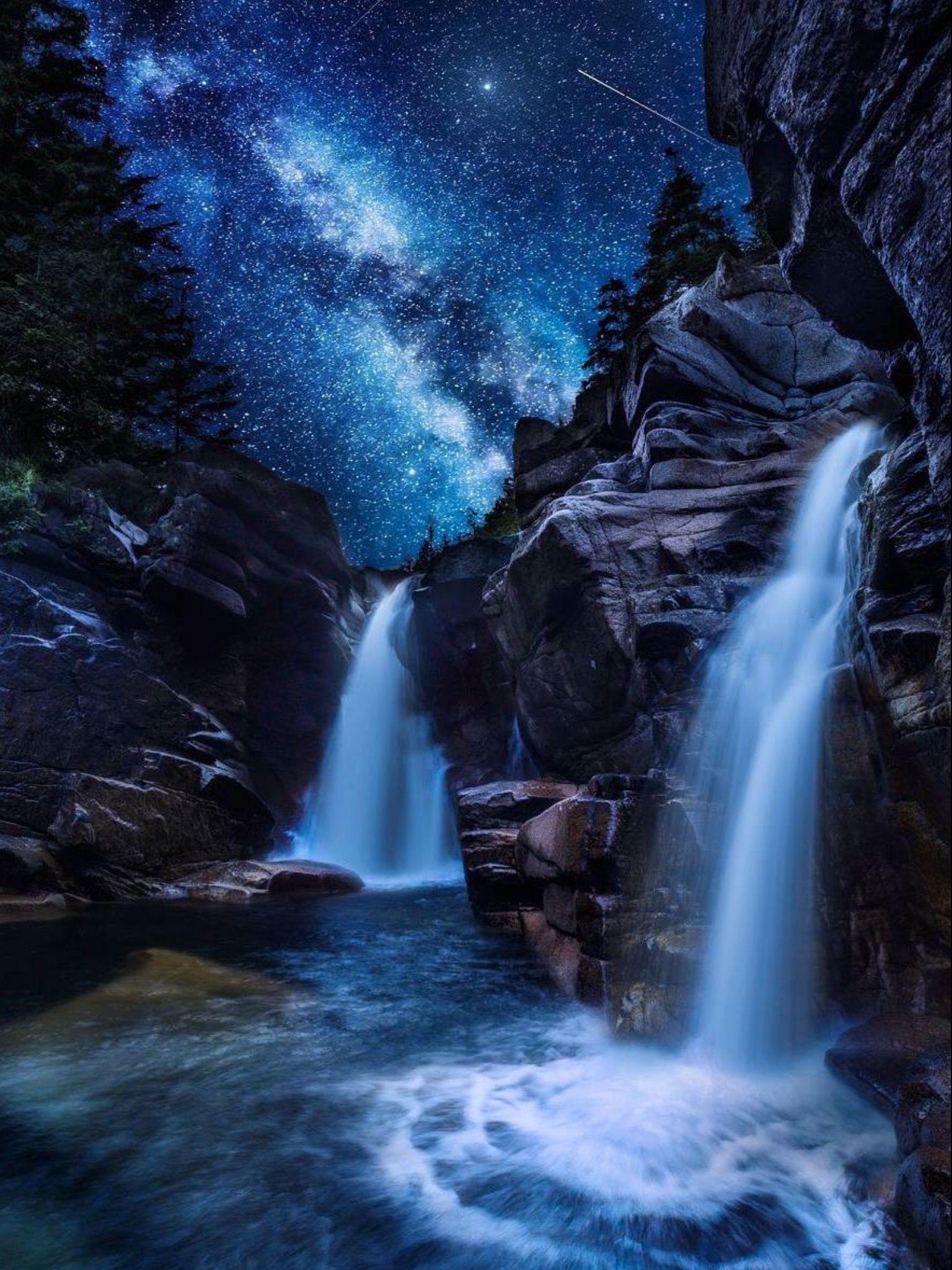 Hình ảnh thác nước đẹp nhìn là mê