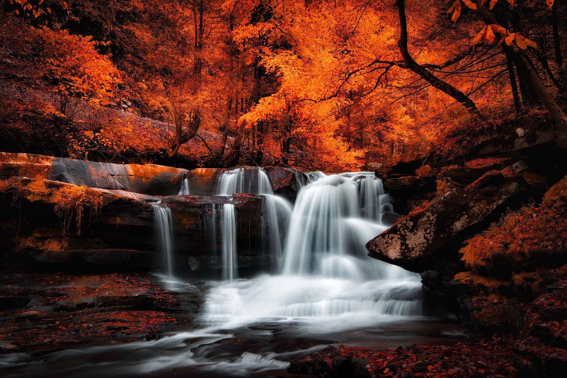 Hình ảnh thác nước đẹp tuyệt vời