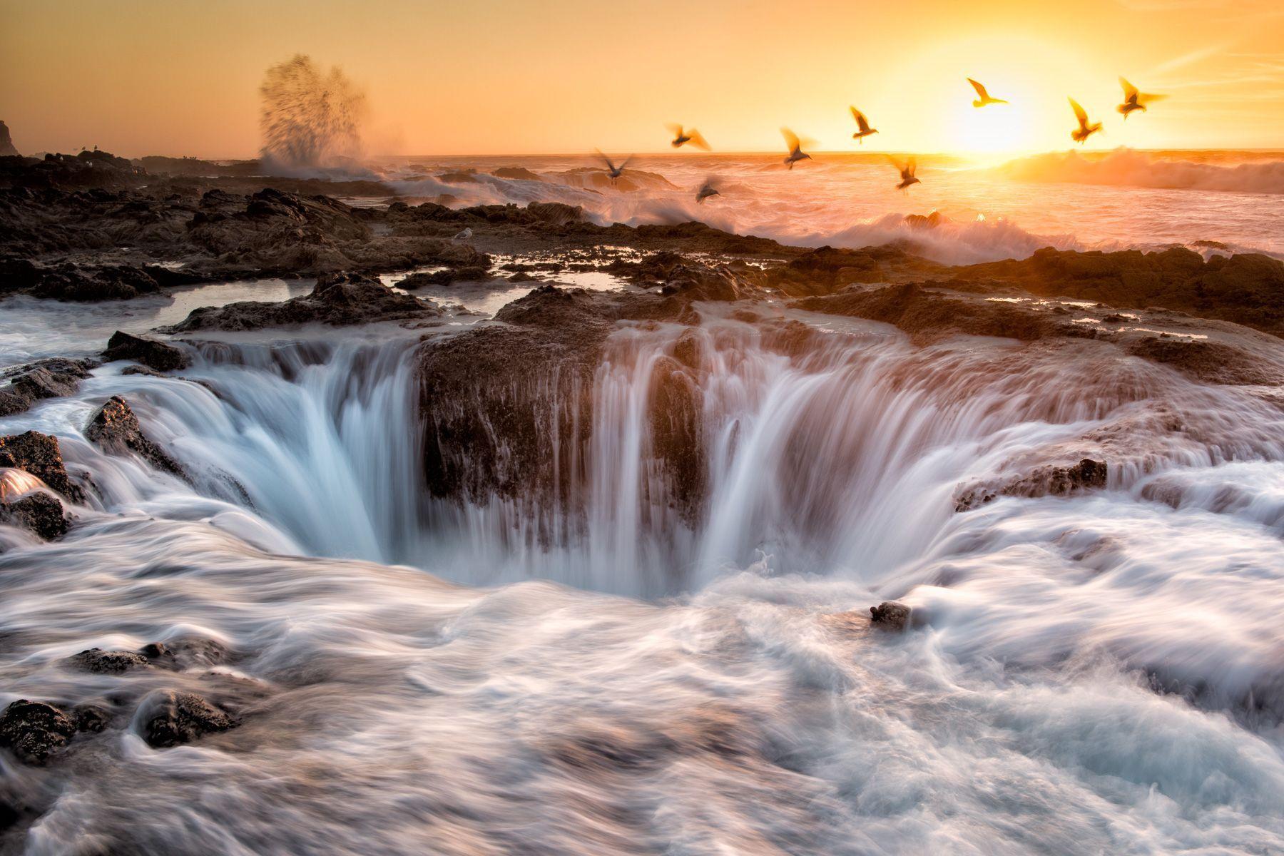 Hình ảnh thác nước đẹp tuyệt