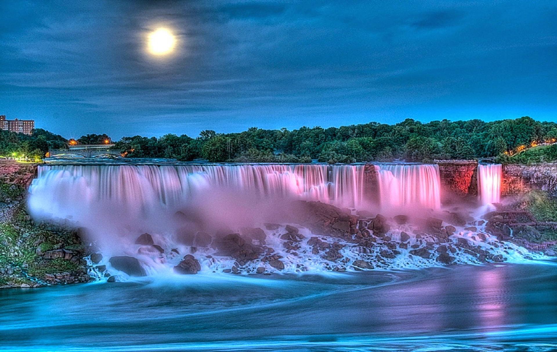 Hình ảnh thác nước đẹp và hùng vĩ nhất