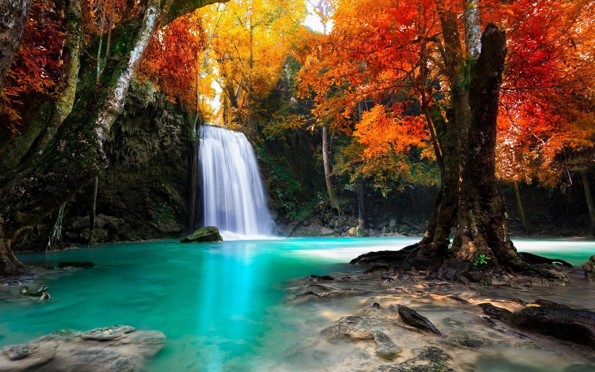 Hình ảnh thác nước tự nhiên