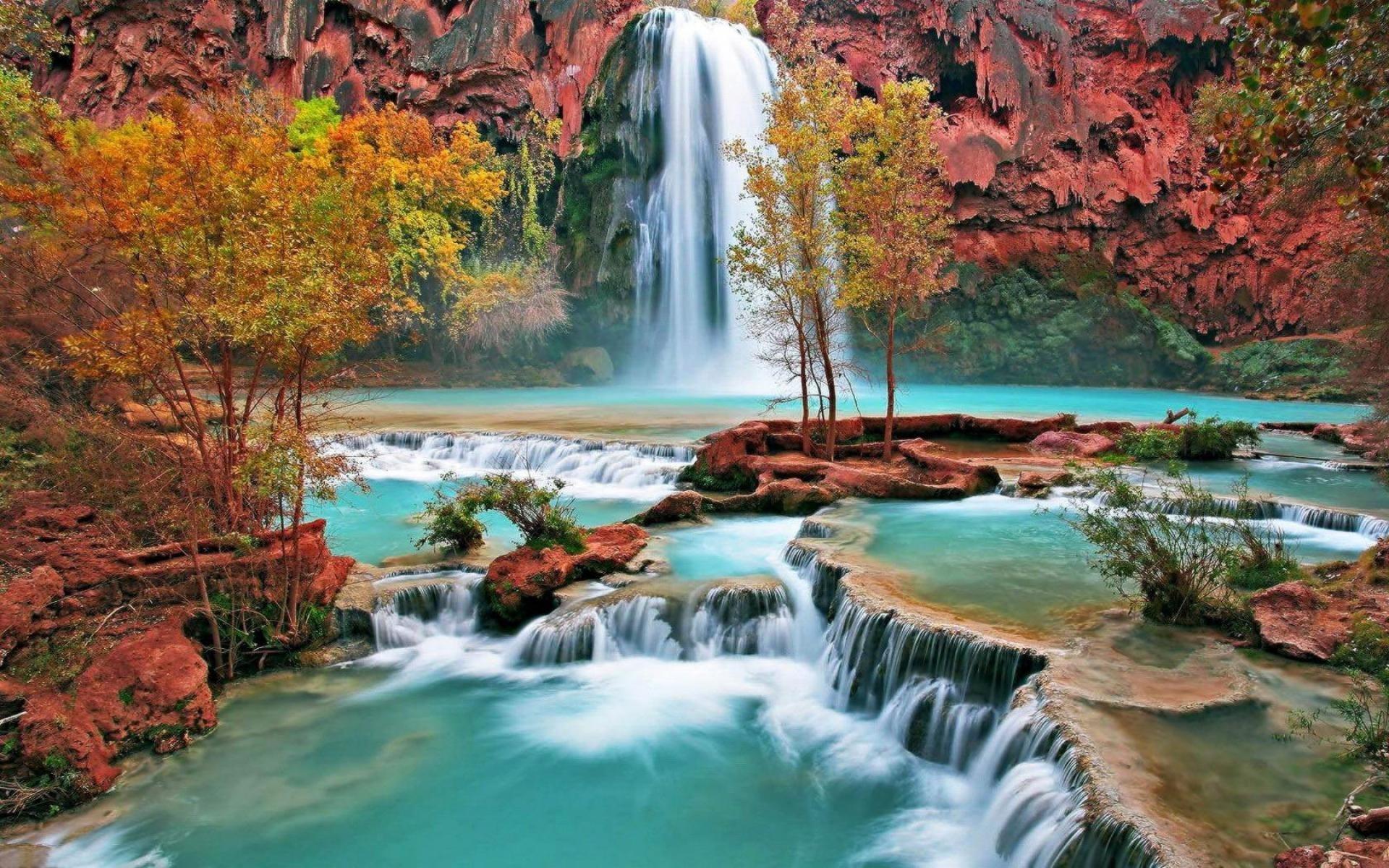 Hình ảnh thác nước tuyệt đẹp