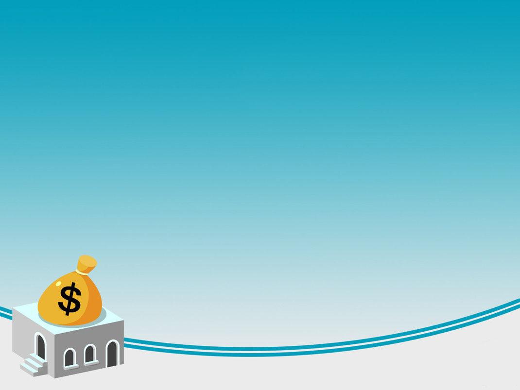 Hình nền powerpoint chủ đề kinh tế tài chính đẹp