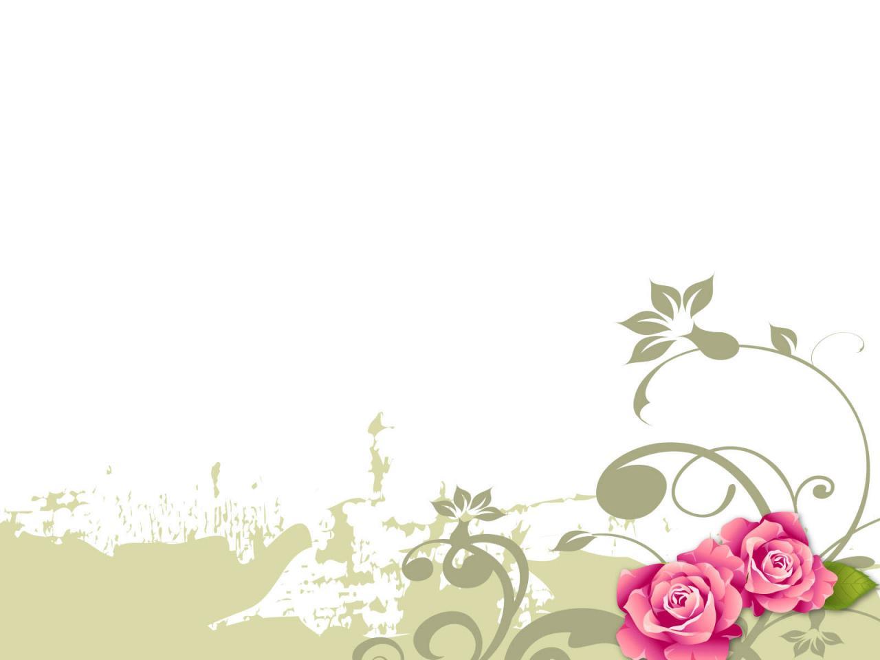 Hình nền ppt bông hoa