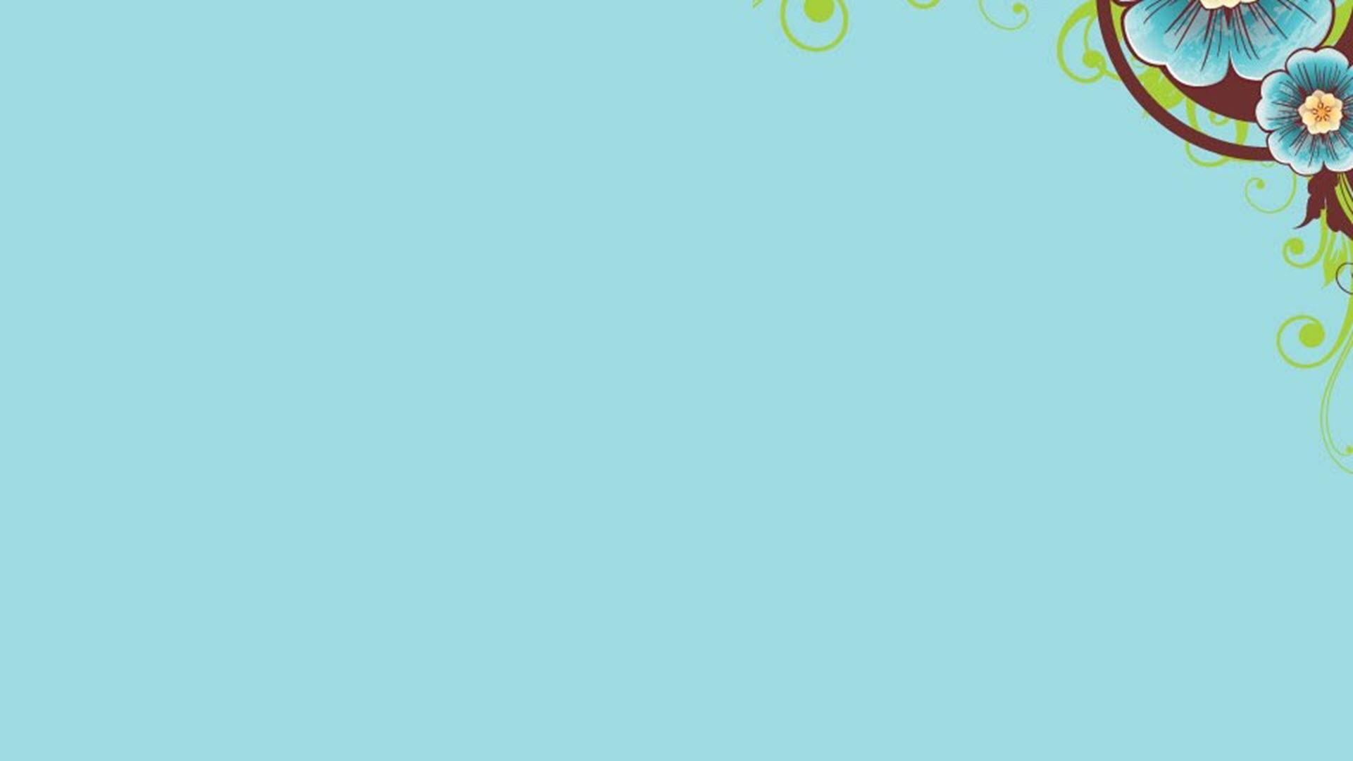 Hình nền ppt màu xanh đơn giản, đẹp