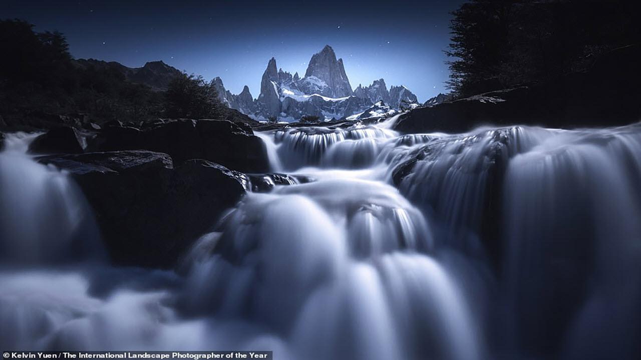 Hình thác nước cực đẹp