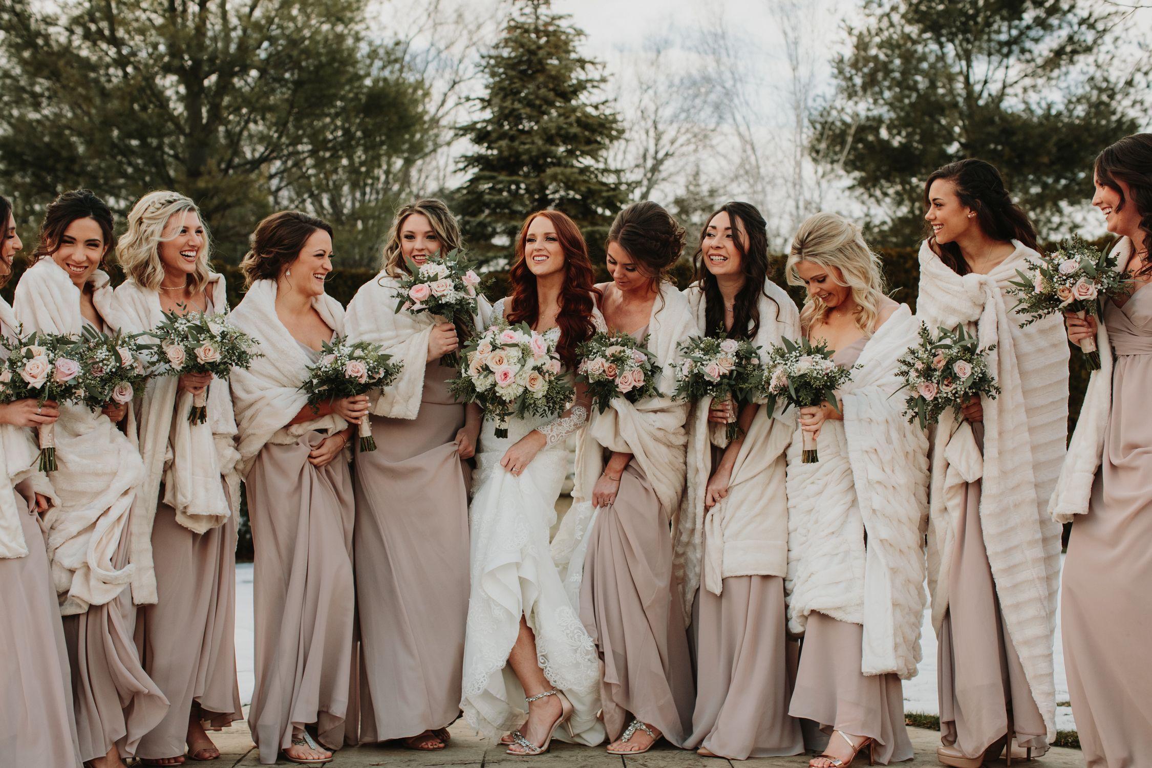 Mẫu váy phù dâu đẹp nhất