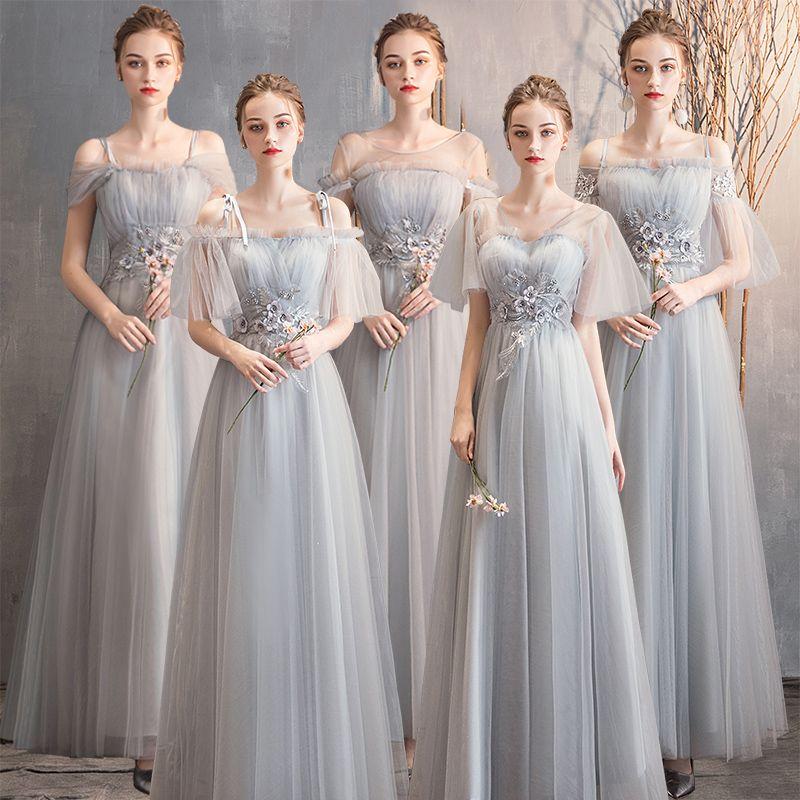 Mẫu váy phù dâu đẹp, sang
