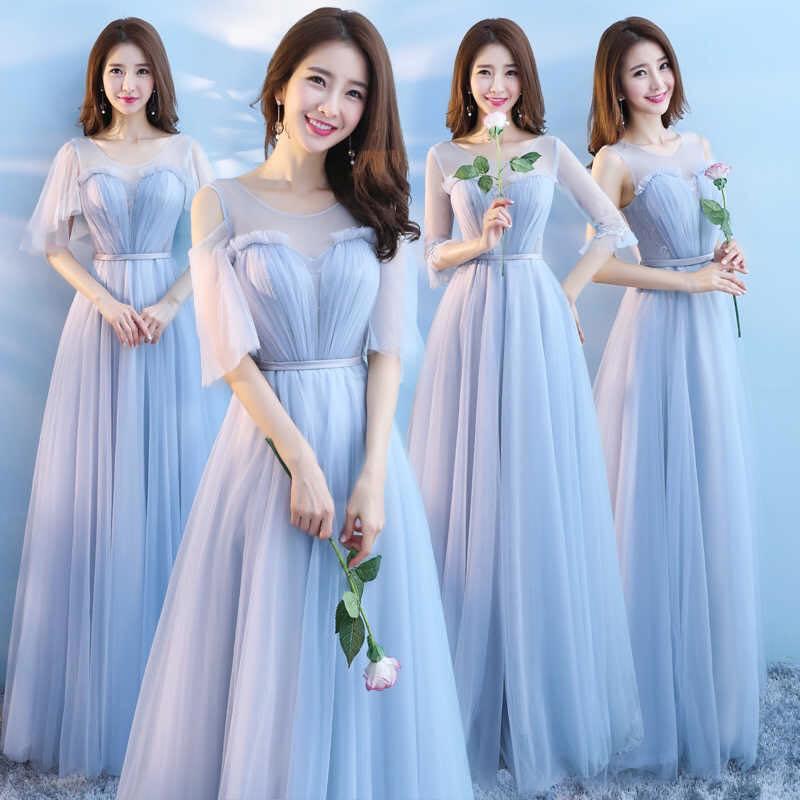Mẫu váy phù dâu hiện đại đẹp nhất