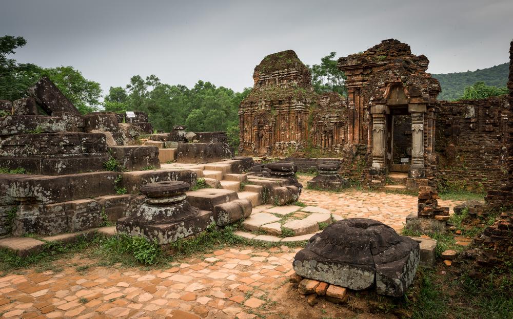 Ảnh thánh địa Mỹ Sơn, Quảng Nam