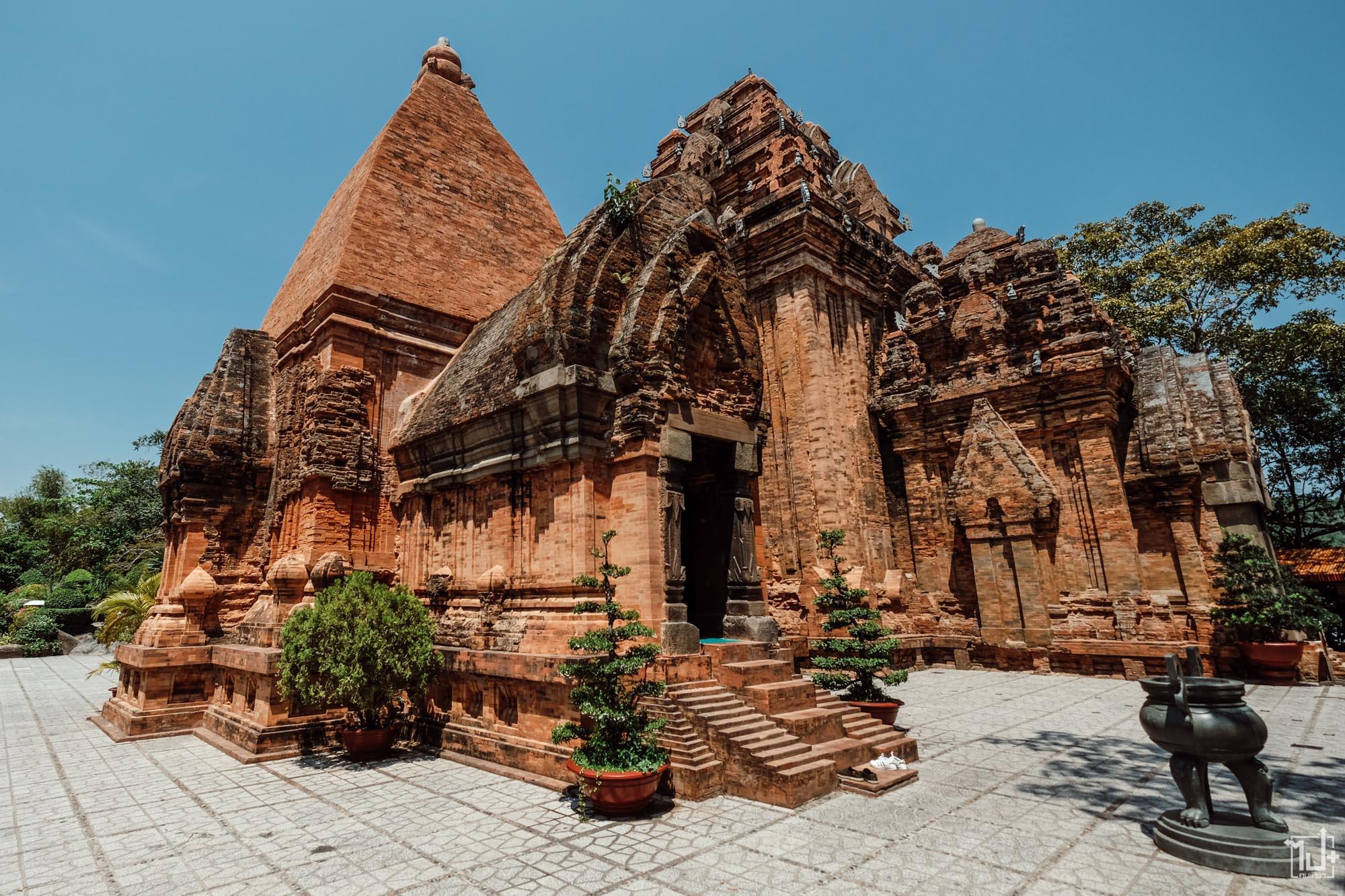Ảnh vẻ đẹp của ngôi đền tại Thánh địa Mỹ Sơn