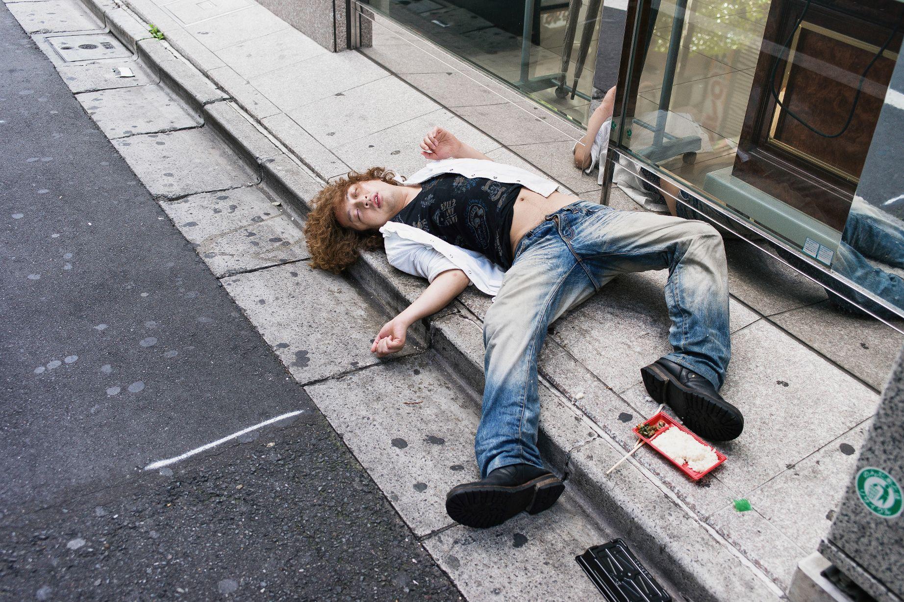 Hình ảnh người say rượu buồn cười nhất