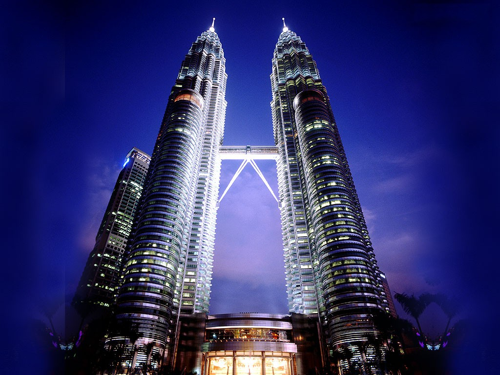 Petronas Twin Towers images