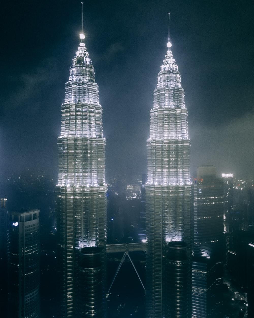 Petronas Twin Towers, Kuala Lumpur, Malaysia Pictures