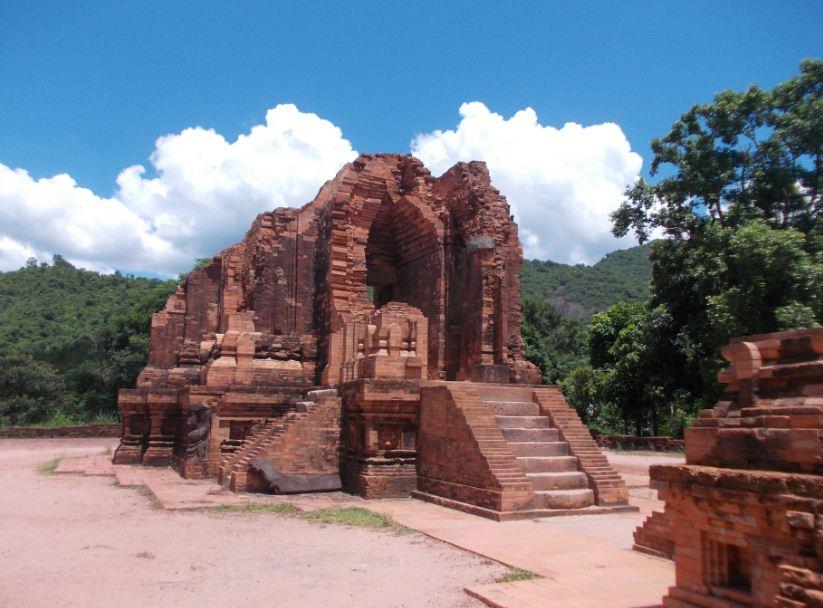 Thánh địa Ấn Độ giáo Chămpa ở Quảng Nam