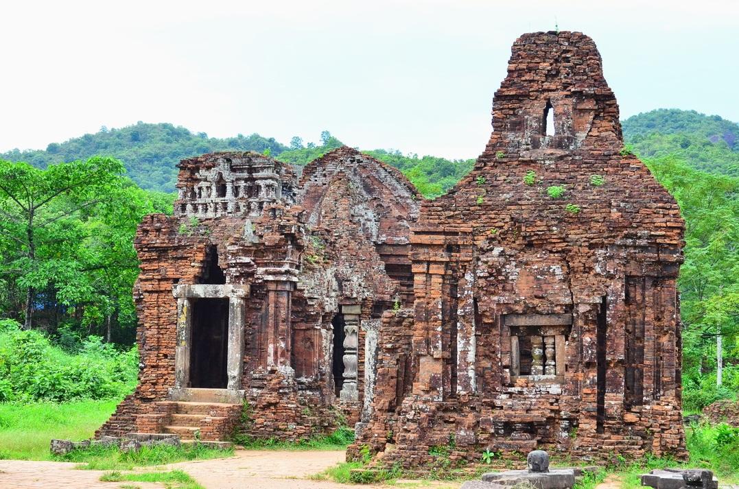 Thánh địa Mỹ Sơn Quảng Nam - thời vàng son của Vương Quốc Chăm cổ