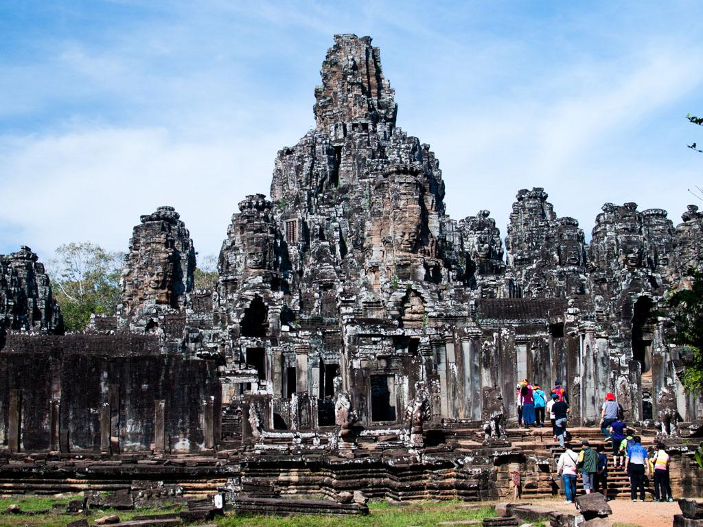 Ảnh đền Ba Yon - địa điểm tham quan không thể bỏ qua khi đến Siem Reap