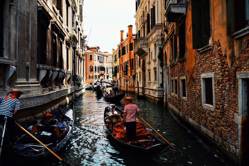 Ảnh đến Venice lạc vào giấc mộng đẹp quên lối về