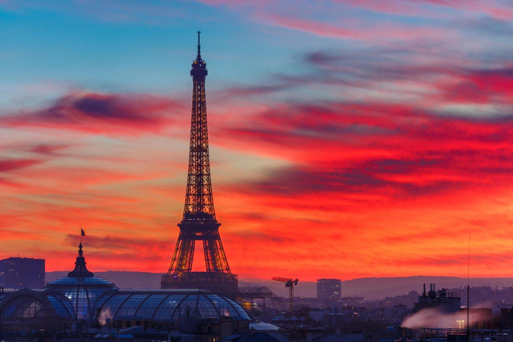 Ảnh đẹp nhất về tháp Eiffel