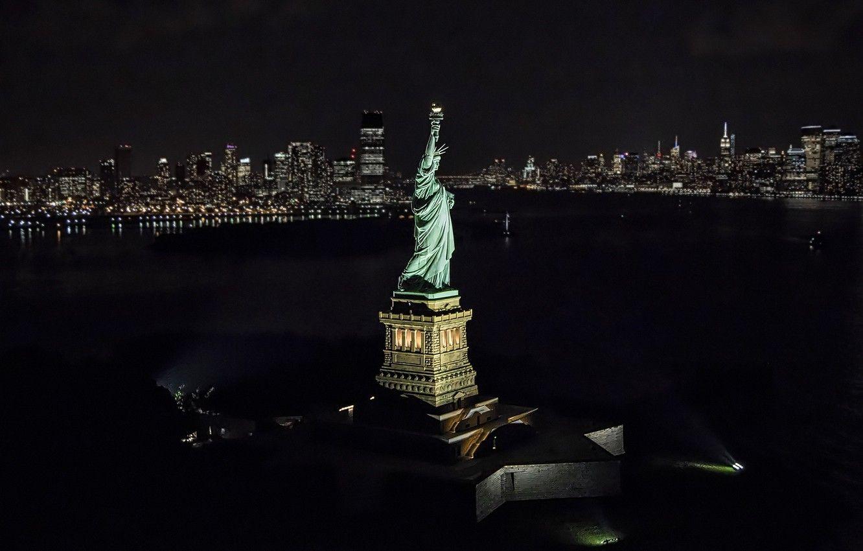 Ảnh đẹp nhất về tượng nữ thần tự do - biểu tượng của nước Mỹ