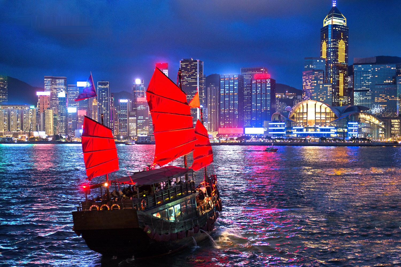 Ảnh đẹp về Hong Kong