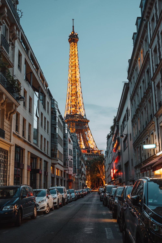 Ảnh đẹp về tháp Effiel