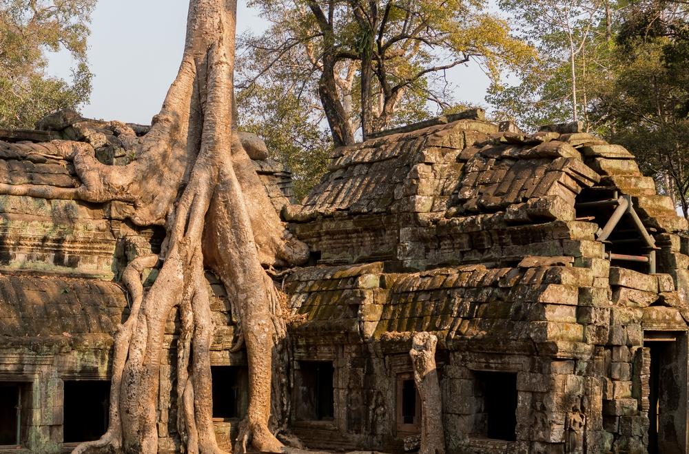 Ảnh điểm đến tâm linh ở Siem Reap