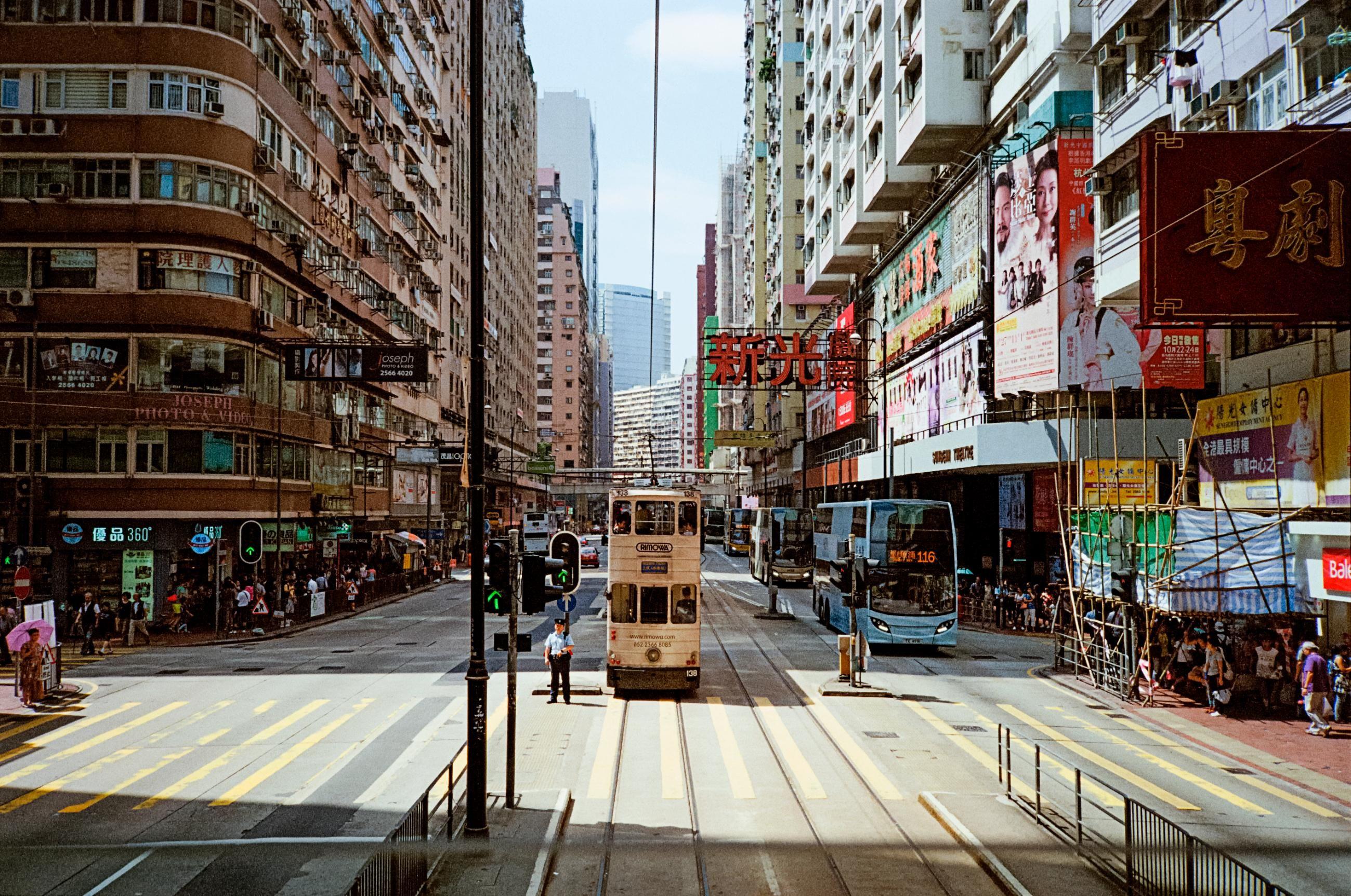 Ảnh Hồng Kông đẹp, bình dị