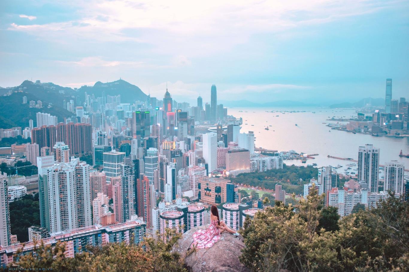 Ảnh Hồng Kông đẹp mê hồn