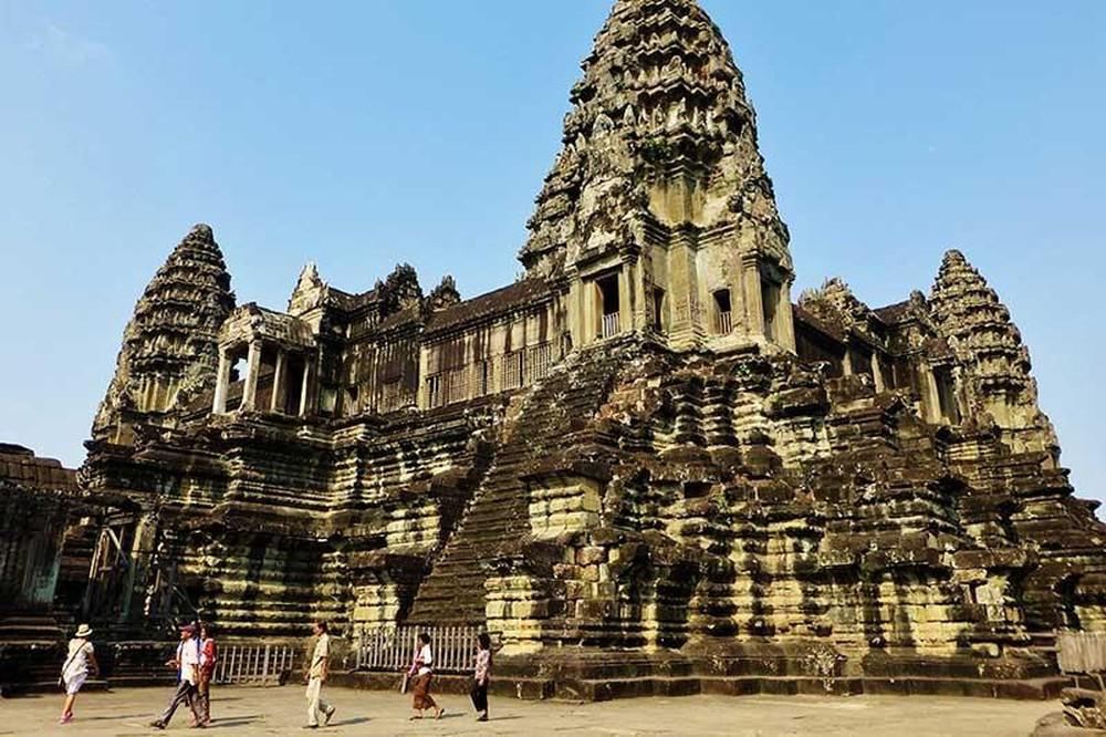 Ảnh khám phá Siem Reap - thành phố của những ngôi Đền ở Campuchia