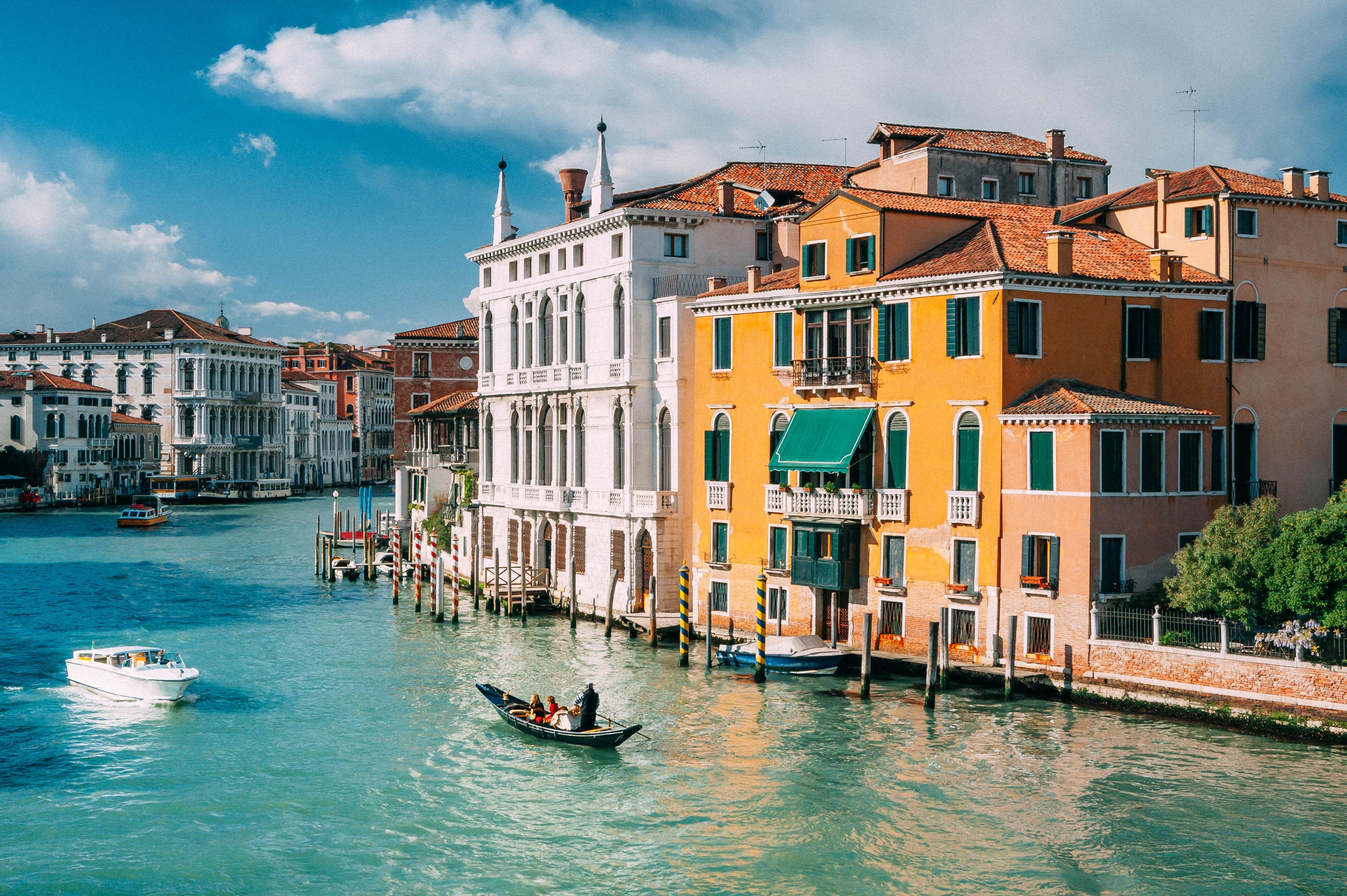Ảnh một góc Venice, Italy thơ mộng