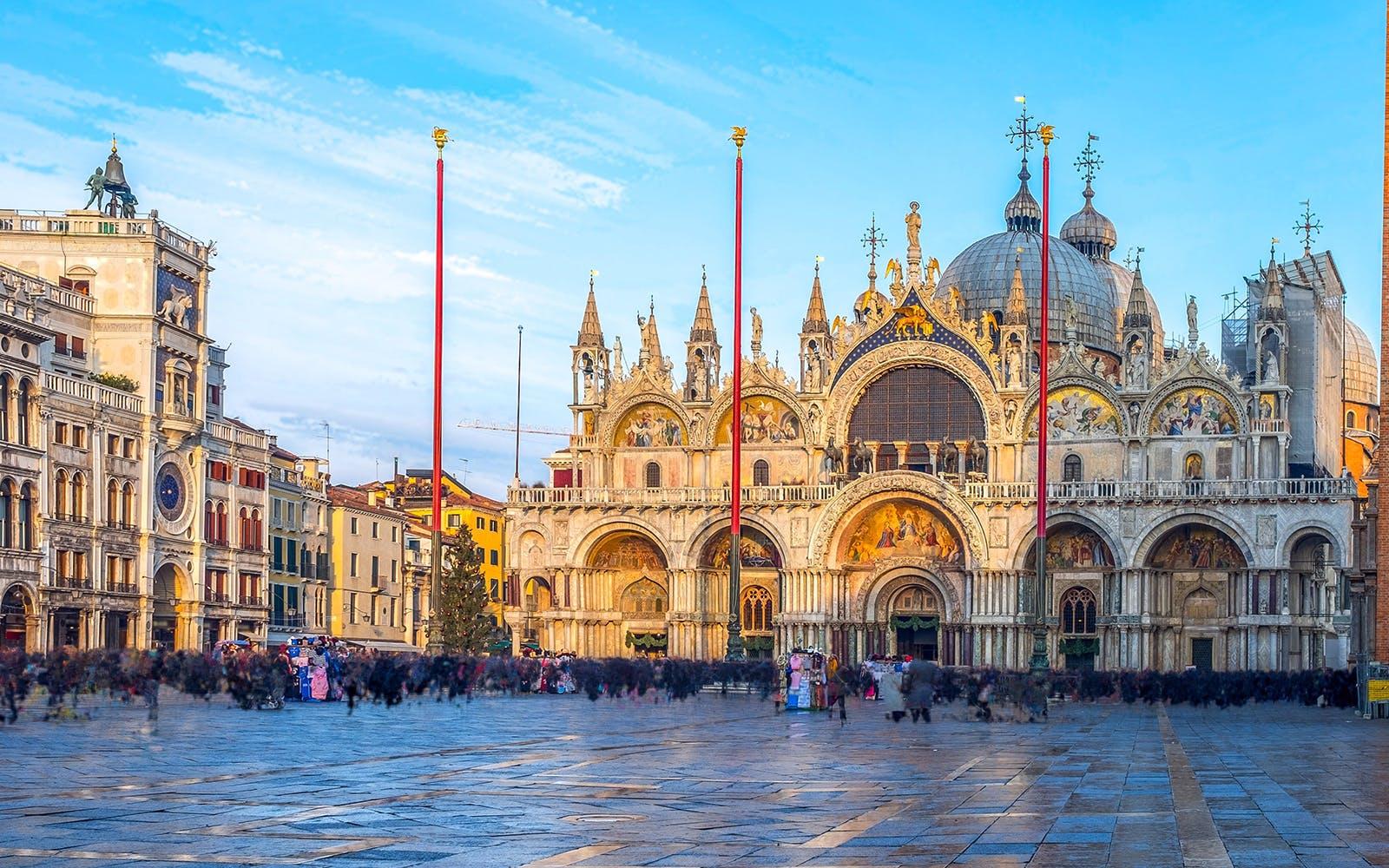 Ảnh nhà thờ Basilica di San Marco, Venice