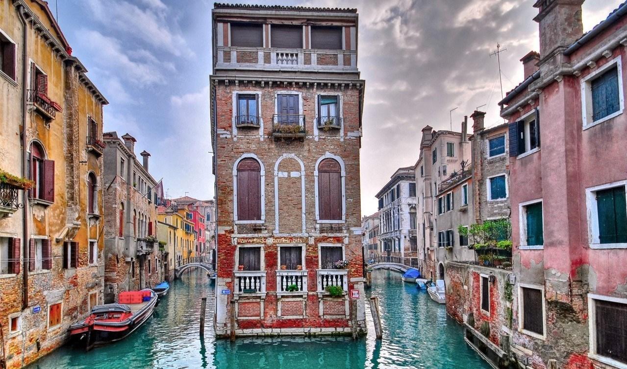 Ảnh thành phố Venice đẹp
