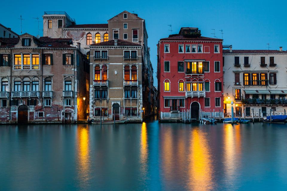 Ảnh thành phố Venice - nơi mỗi ngôi nhà là một tác phẩm nghệ thuật