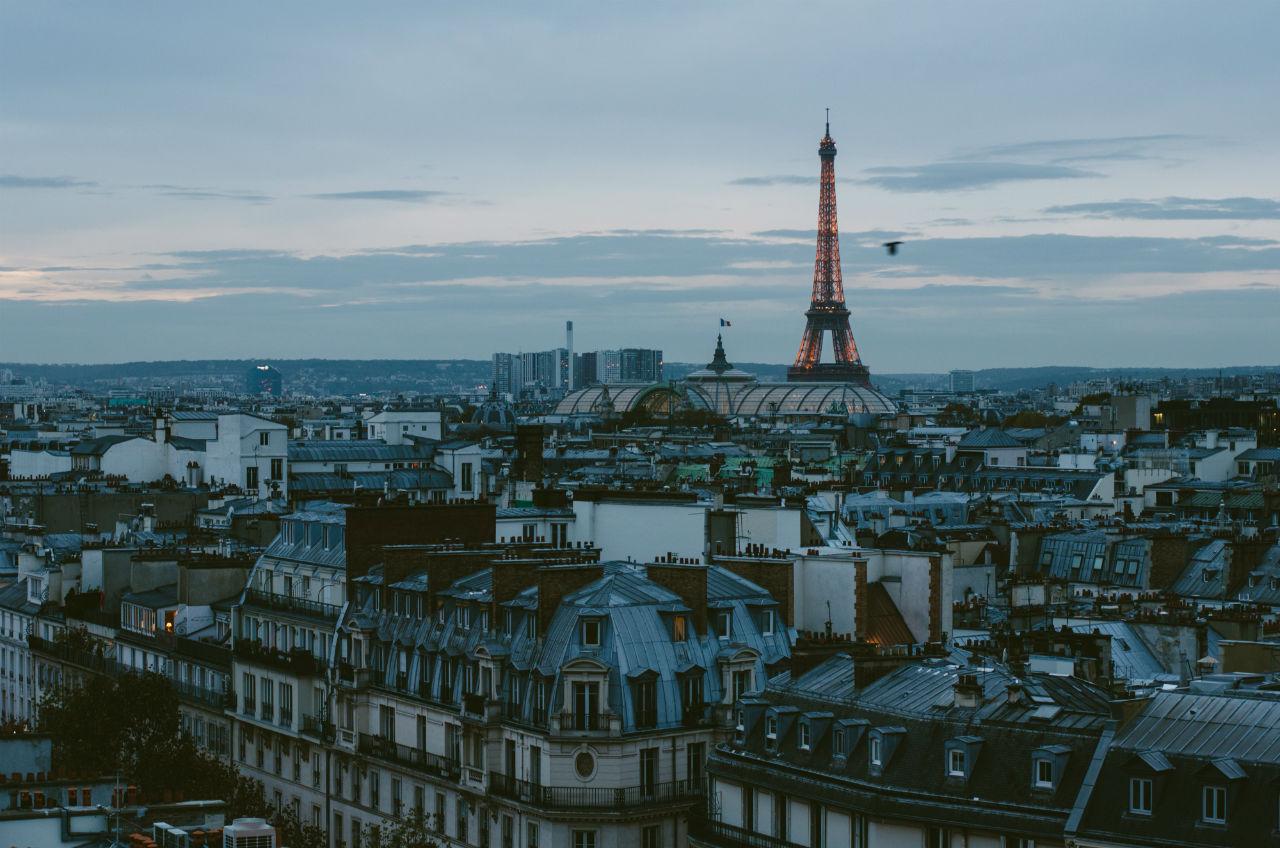 Ảnh tháp Eiffel niềm tự hào của nước Pháp