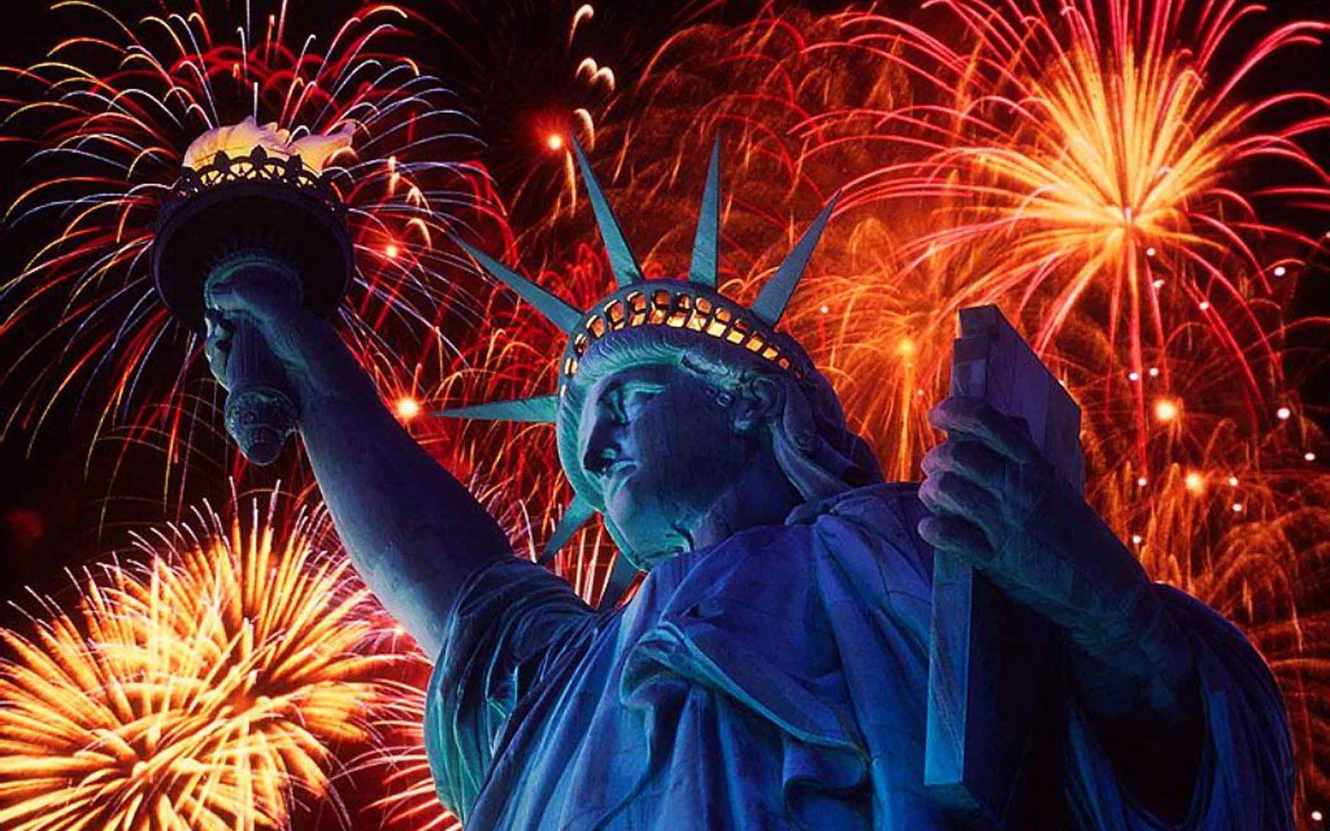Ảnh tượng nữ thần tự do kỳ vĩ, tinh tế - biểu tượng của nước Mỹ