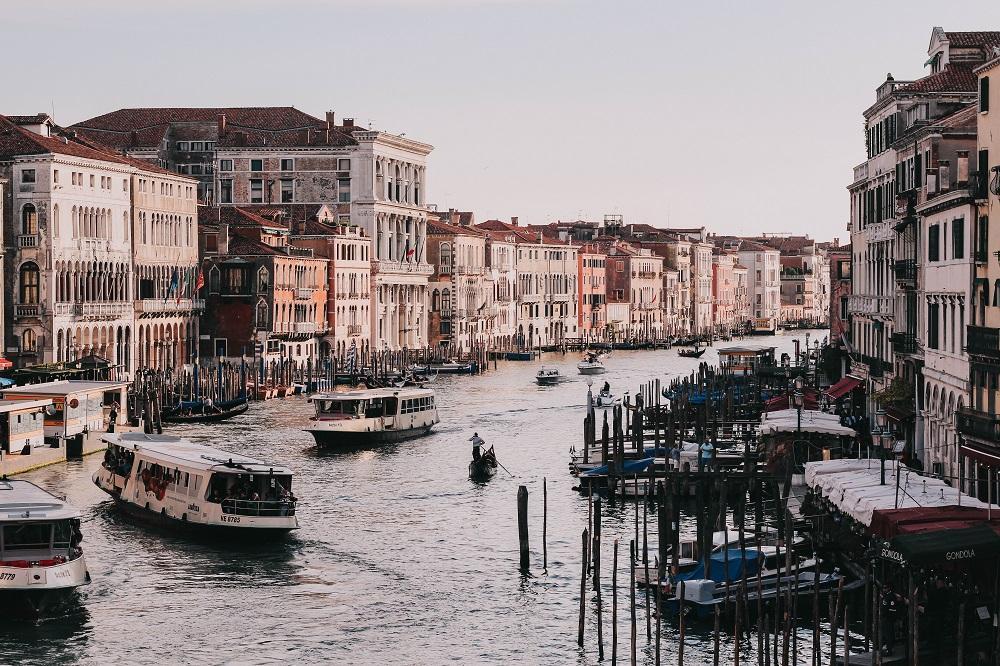 Ảnh vẻ đẹp hoài cổ của Venice - thành phố của những kẻ si tình