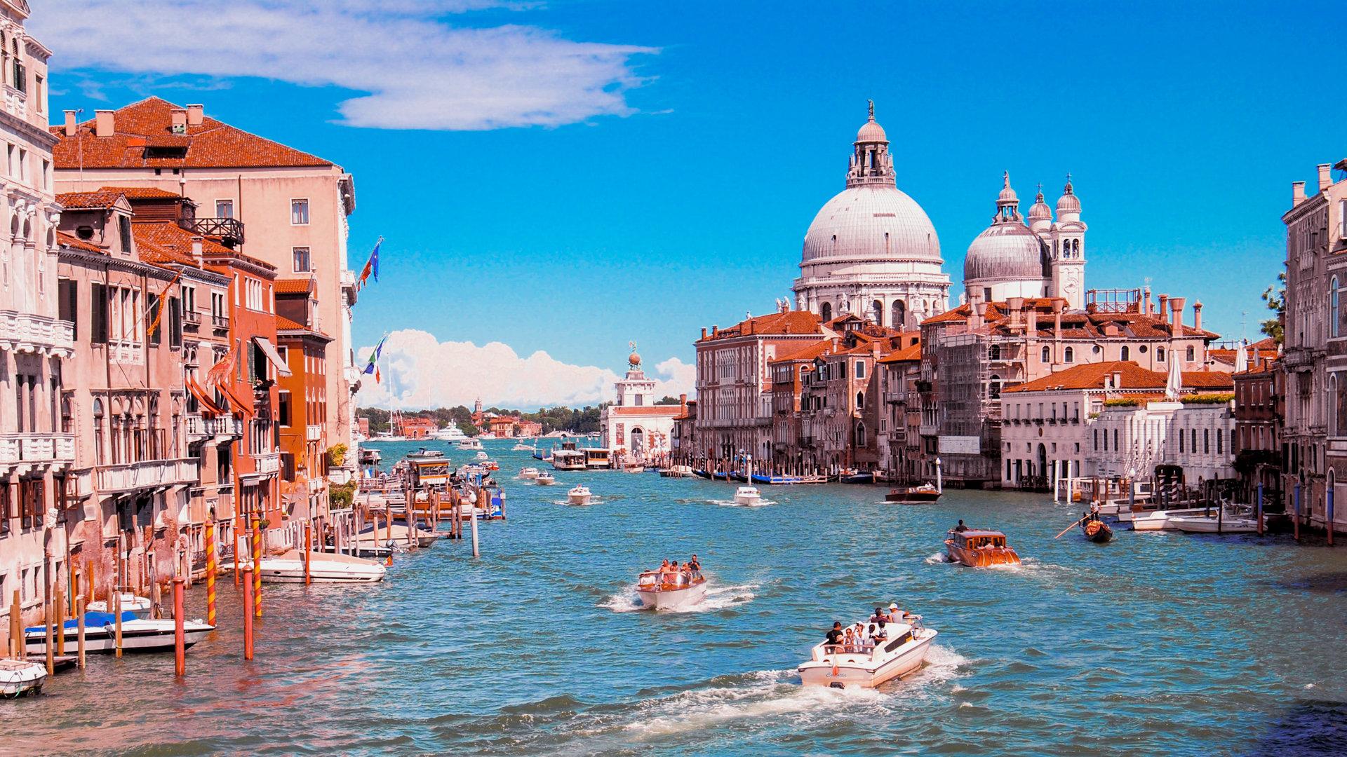 Ảnh Venice - thành phố lãng mạn bậc nhất nước Ý