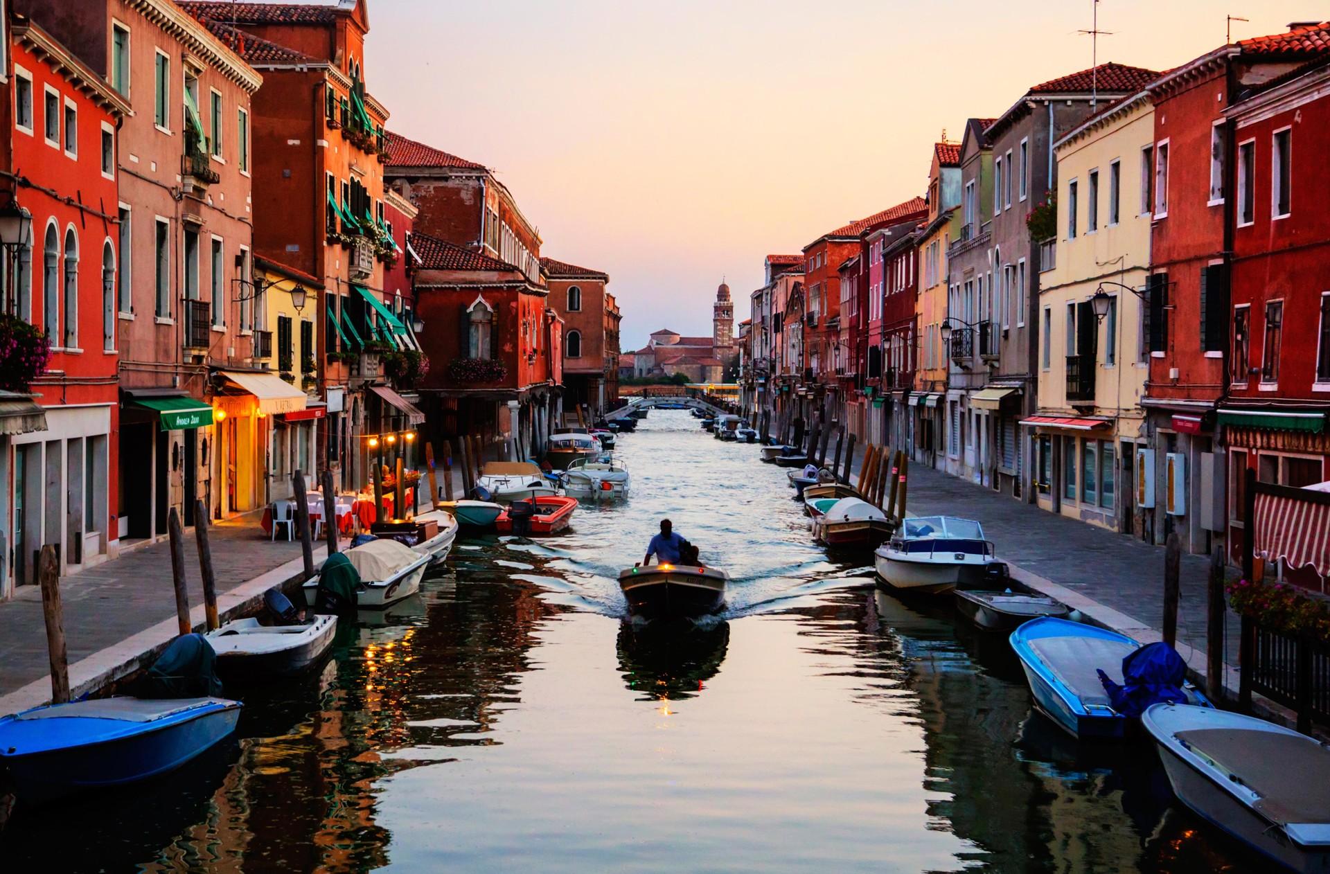 Ảnh Venice thành phố lãng mạn nhất nước Ý