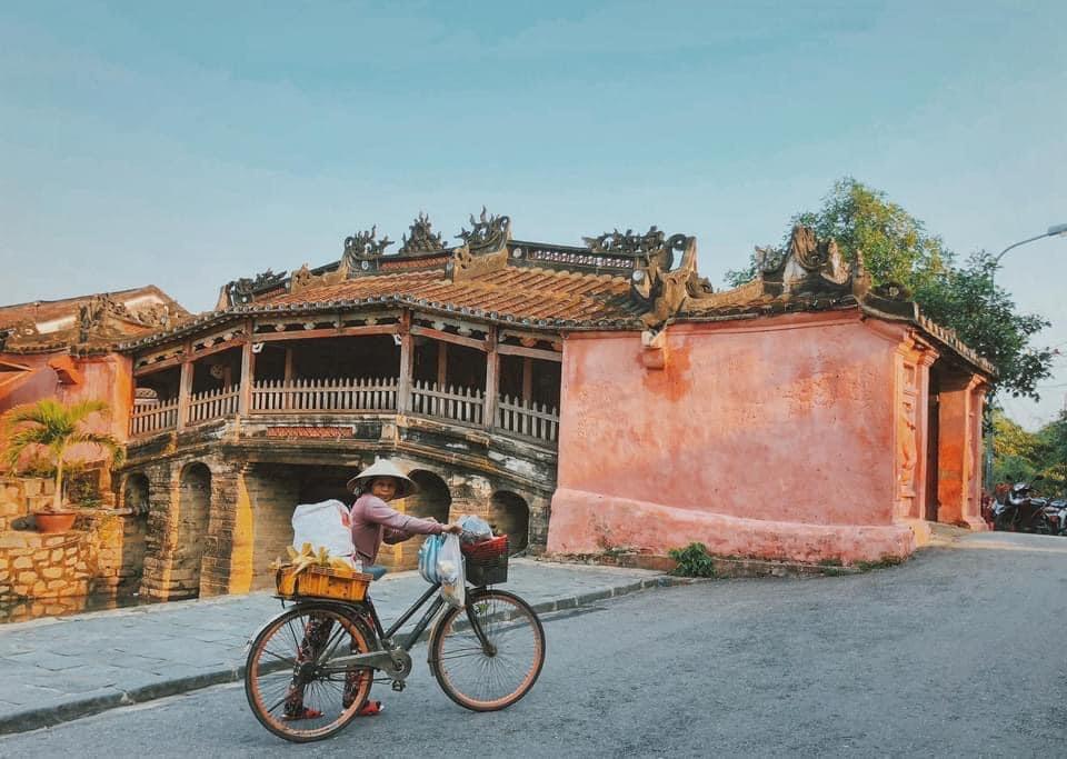Hình ảnh chùa Cầu, Hội An