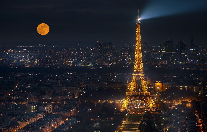 Hình ảnh đẹp ấn tượng về tháp Eiffel