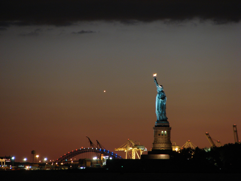 Hình ảnh đẹp, chất nhất về tượng nữ thần tự do