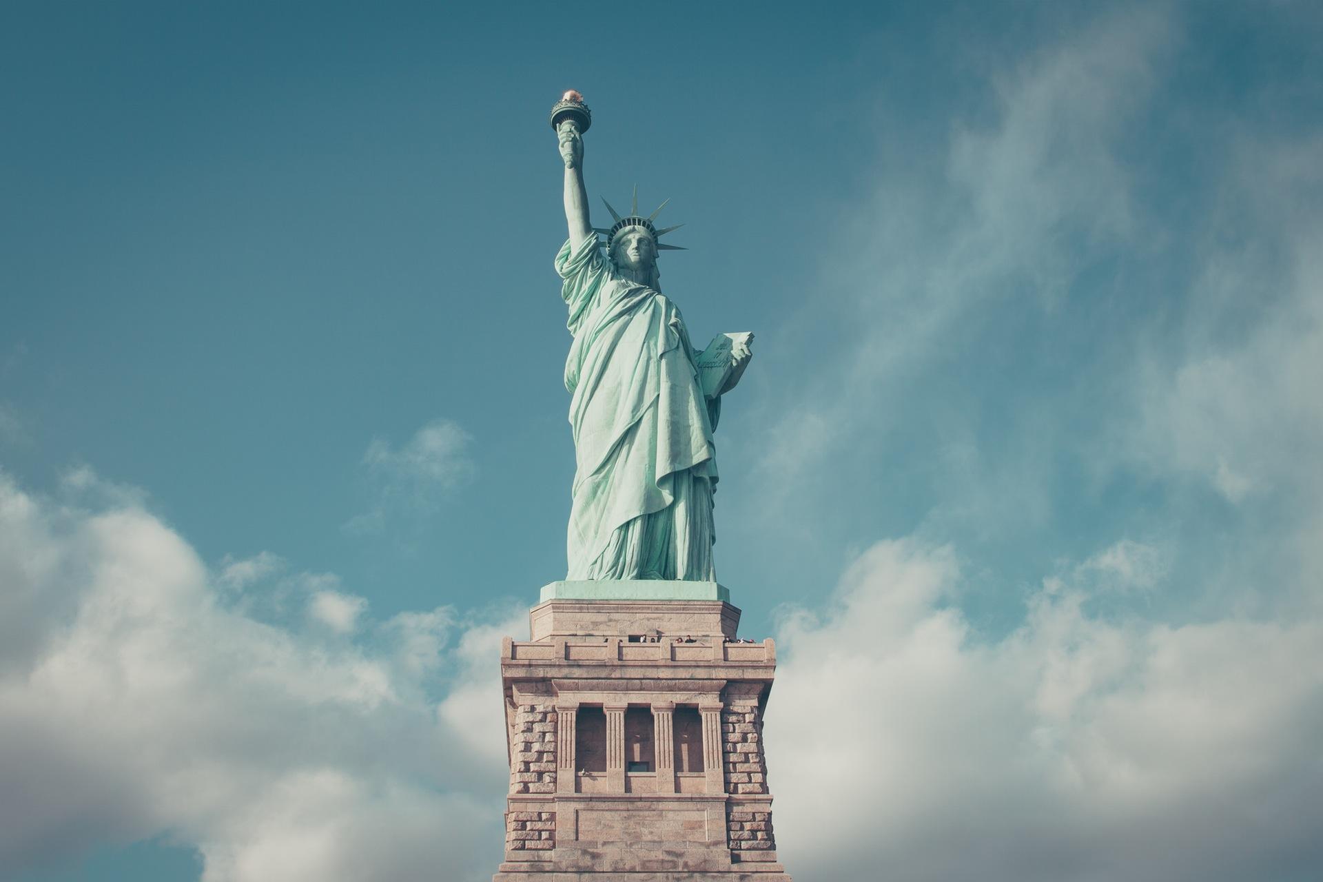 Hình ảnh đẹp nhất về tượng nữ thần tự do